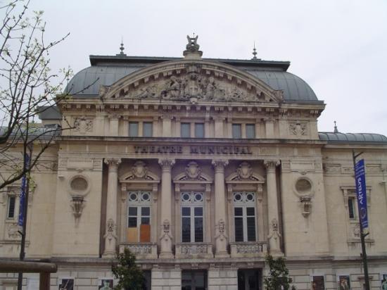 Crs de Verdun. Théatre