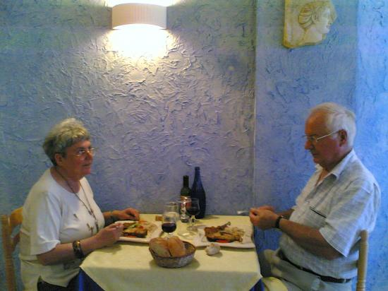 Deux grands voyageurs au Myndos