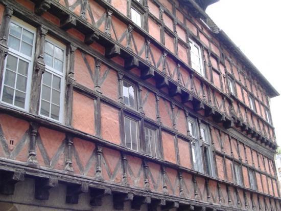 Rue du Palais. Maison Gorrevod