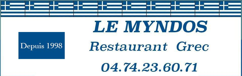 Le Myndos Restaurant Grec